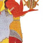 Civilizatia minoica – singurul succes notabil al structurii sociale matriarhale
