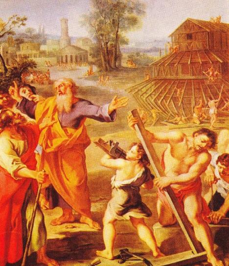 construirea arcei lui Noe