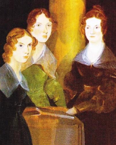 portret-a-celor-trei-surori-bronte-de-fratele-branwell