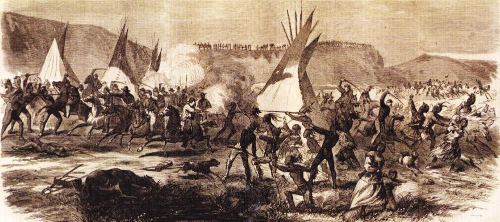 cavaleria-sua-ataca-o-tabara-de-indieni