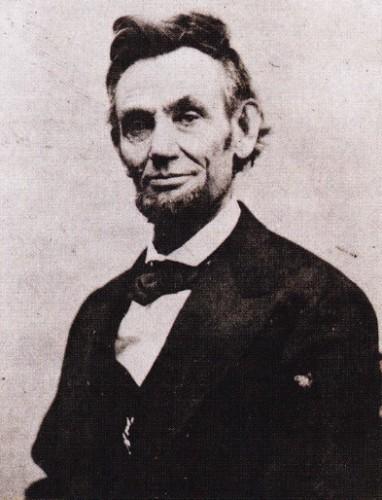 Ulima Fotografie a lui Lincoln