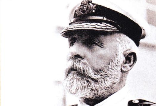 Capitanul Titanicului Edward John Smith
