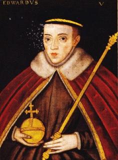 Eduard al V-lea (1470-1483)