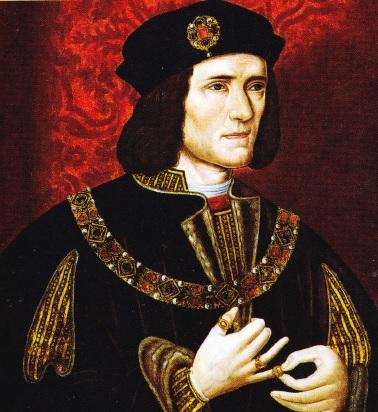Portretul lui Richard al III-lea (1452-1485)