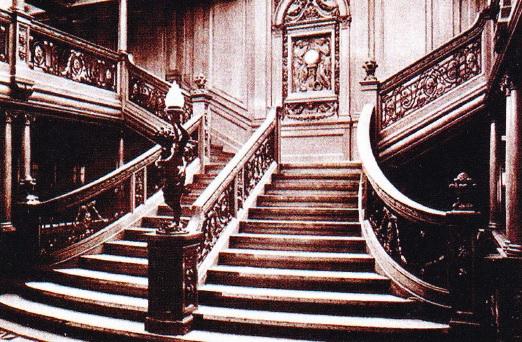 Titanic - Sala Principala