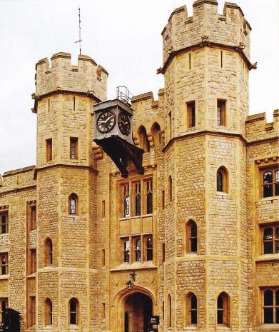 Turnul Londrei - Secretele Acestuia