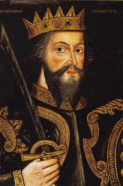 Portretul lui William Cureritorul (1027- 1087)