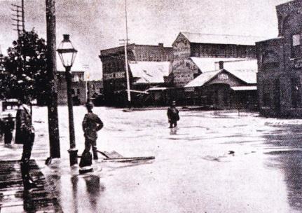 Johnstown in Iunie 1889