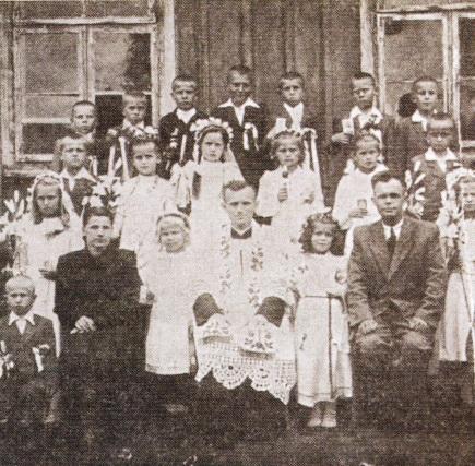 Preotul Karol Wojtyla