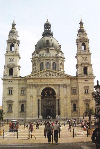 Basilica Regelui Stefan al Ungariei din Budapesta