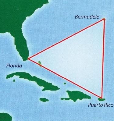 Triunghiul Bermudelor - Ce anume a disparut in aceasta zona pana la urma si de ce?