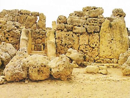 Ggantija - cel mai vechi templu din lume
