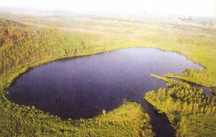 Lacul Cheko