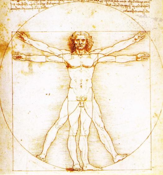 omul-vitruvian