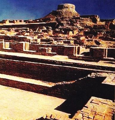 panorama-a-orasului-antic-mohenjo-daro