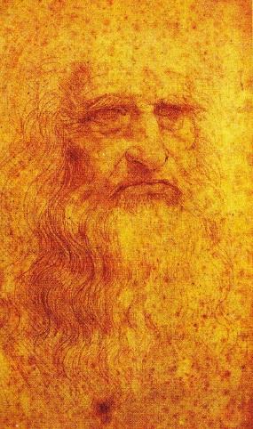 Portretul lui Leonardo da Vinci