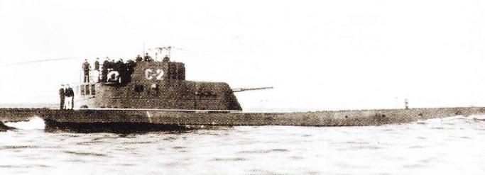 Submarin de clasa C