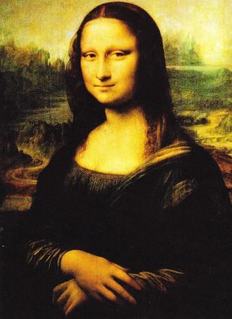 Tablou Mona Lisa