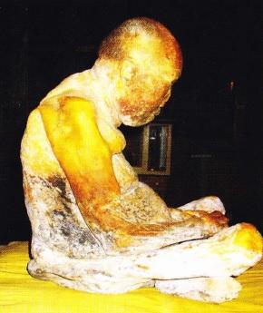 Corpul Intact a lui Dashi Dorzho Itigilov