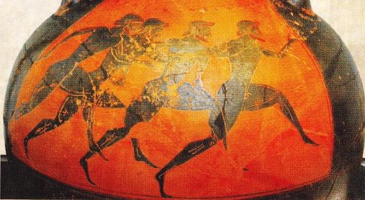 Alergatori in Grecia Antica.