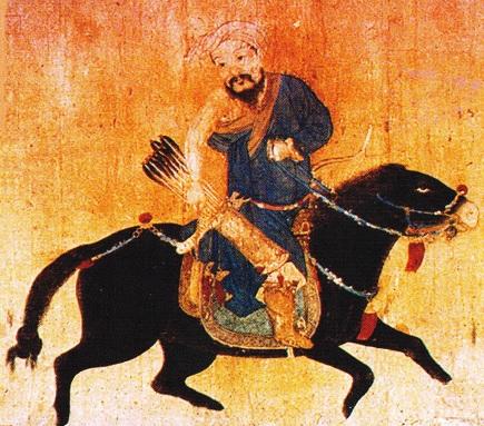 Arcas Mongol Calare
