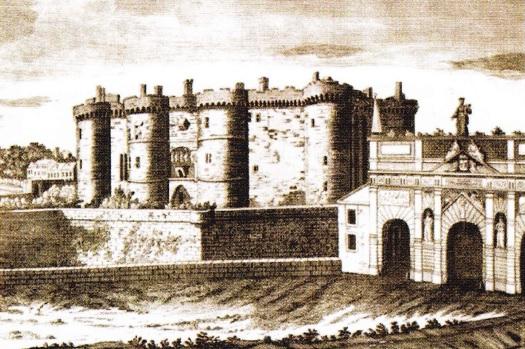 Cetatea Bastilia