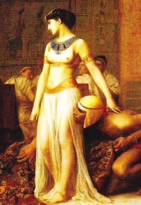 Cleopatra, Ultima Regină a Egiptului