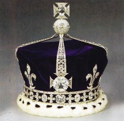 Coroana Regală a Marii Britanii