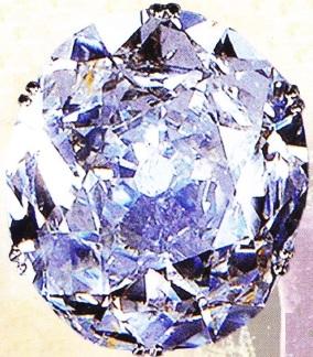 """Diamantul """"Koh-Noor"""" fără ramă"""