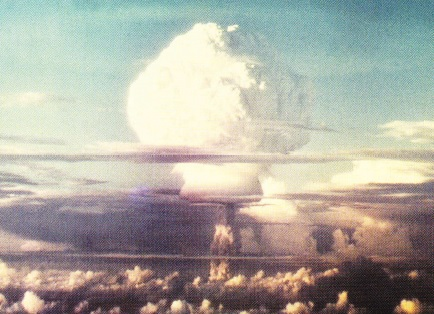 Ciupera Exploziei Bombei cu Hodrogen