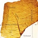 Harta 3D a Uralului
