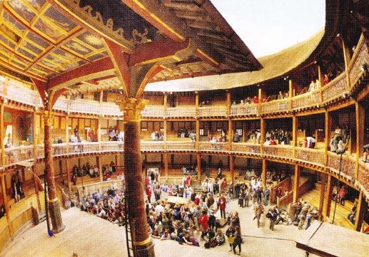 Teatrul Globus din Londra