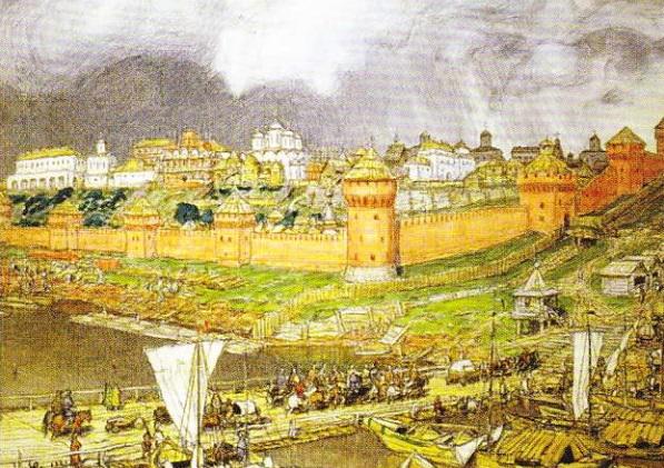 Kremlinul-din-Moscova-in-timpul-lui-Ivan-al-III-lea