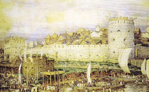 Kremlinul-din-Moscova-timpul-lui-Dmitri-Donskoi