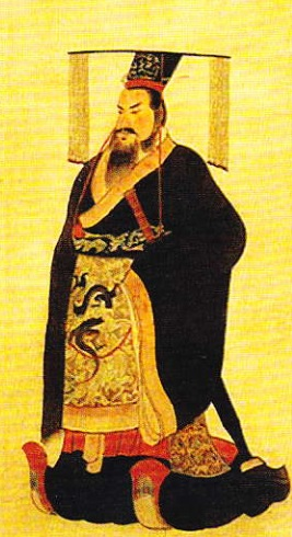 Qin-Shi-Huang-fondator-al-dinastiei-Qin-primul-impărat-al-Chinei-unificate