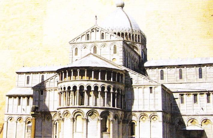Catedrala Santa-Maria Assunta din oraşul Pisa