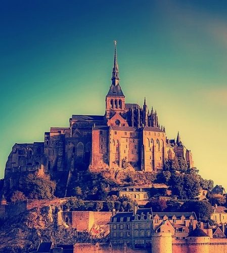 cetatea-saint-mont-michel-departare