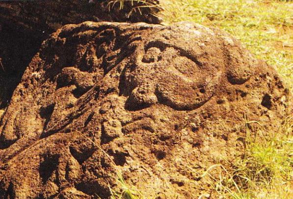 Petroglife de pe Insula Paştelui