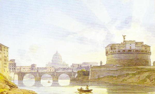 Podul şi castelul Sf. Inger (Sant'Angelo)