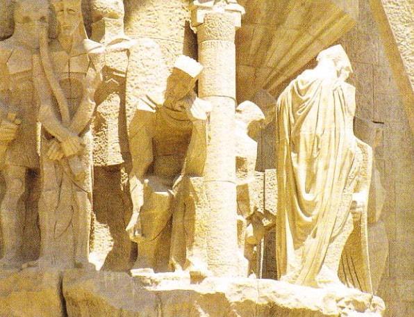 Statui. Sagrada Familia