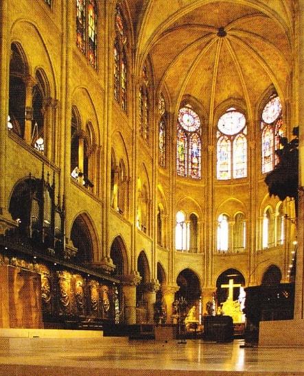 Altarul din Notre-Dame