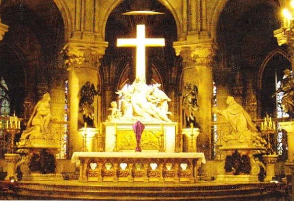 Corul din Notre-Dame