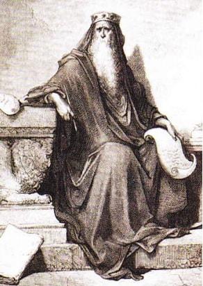 Solomon, al 3-ea lmparat al Regatulu Unit a Israelului (965-928 i.Hr)