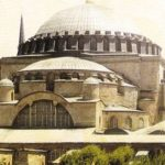 Catedrala Sfanta Sofia din Istanbul, una dintre cele mai impresionante biserici din lume