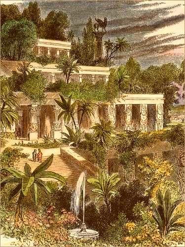 Gradinile Suspendate ale Semiramidei