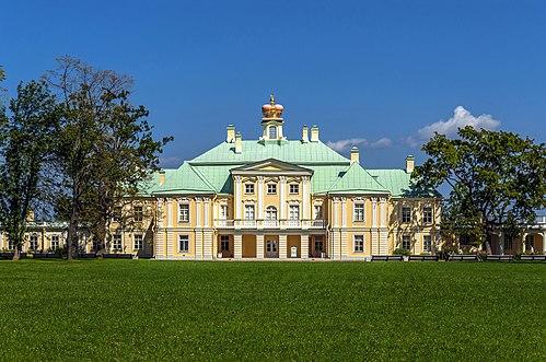 Palatul Oranienbaum