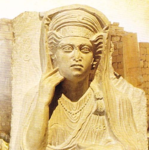Palmyra - O istorie stearsa cu buretele intr-o zi
