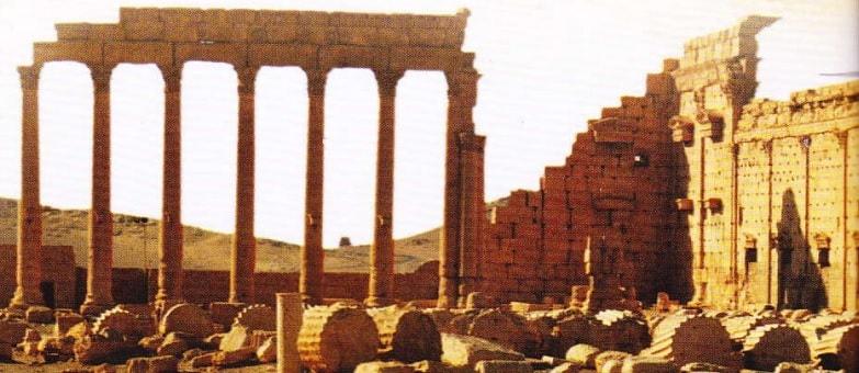 ruine Palmyra