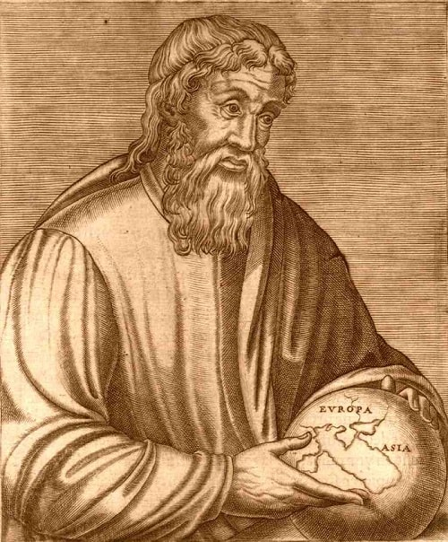 Strabon - mare istoric al antichitatii