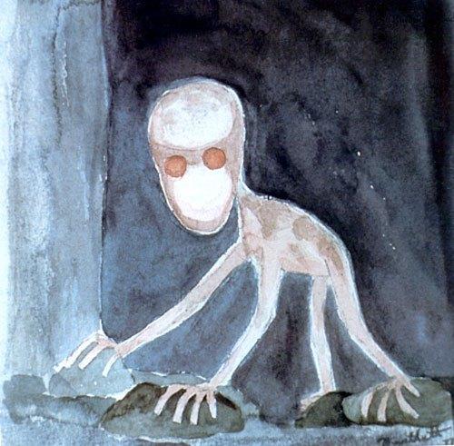 Demonul din Dover